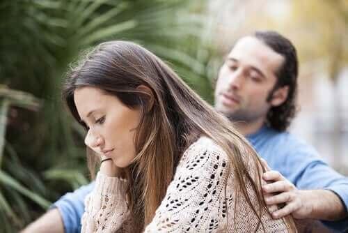 Les problèmes de couple et les disputes