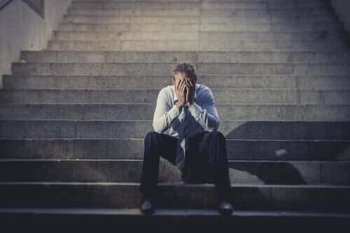 Un chômeur désemparé