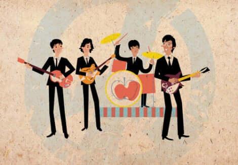 Les Beatles et les messages subliminaux dans la musique