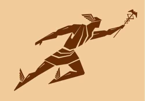 Le mythe d'Hermès, le messager divin