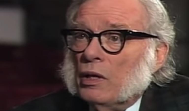 5 fantastiques phrases d'Isaac Asimov