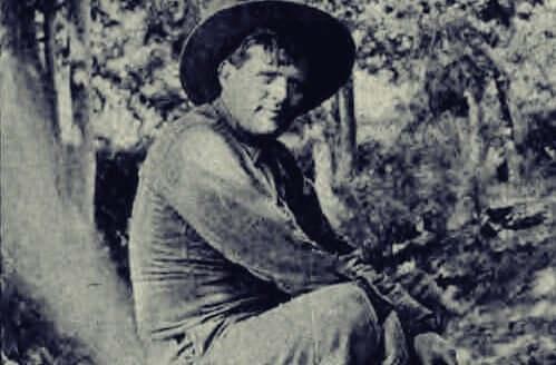 Jack London dans les bois