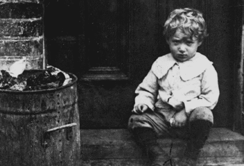 Jack London enfant
