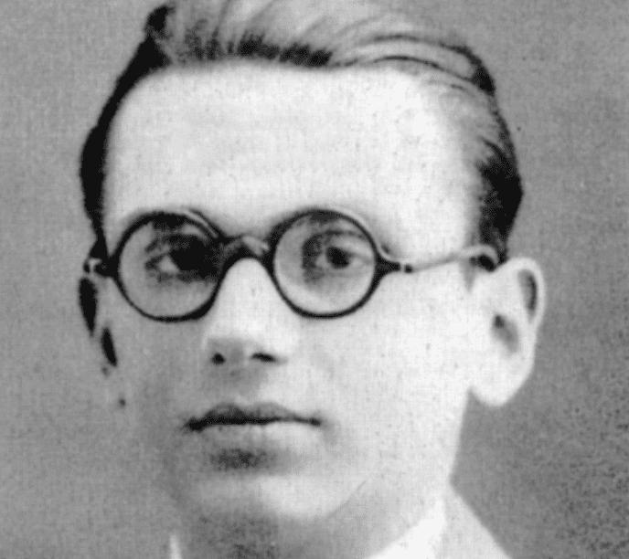 """Biographie de Kurt Gödel, """"Monsieur Pourquoi"""""""