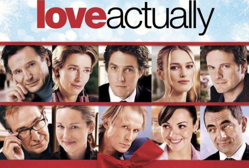 Love Actually : le film de Noël par excellence