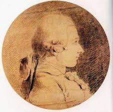 Un dessin du Marquis de Sade
