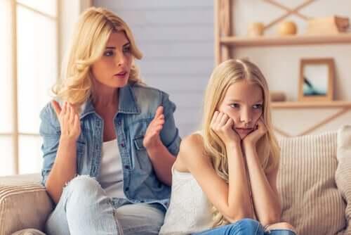 Quand les parents sont trop exigeants avec leurs enfants