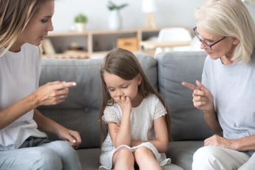 Les parents exigeants peuvent mettre trop de pression à leurs enfants