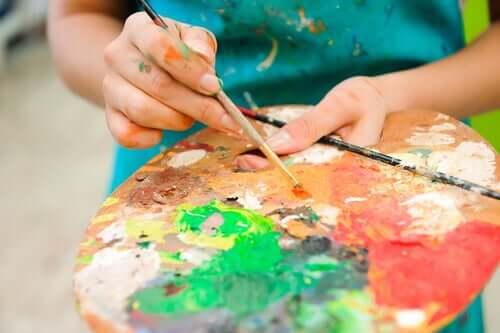 L'art-thérapie pour traiter les psychoses
