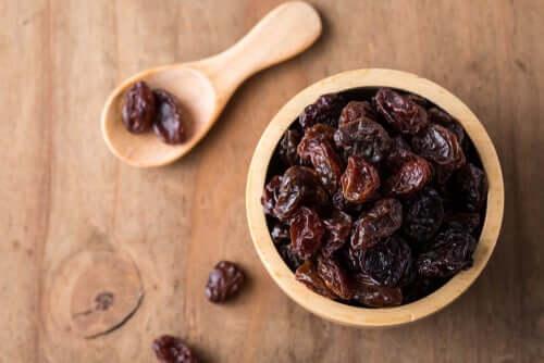 Qu'est-ce que l'exercice du raisin sec ?