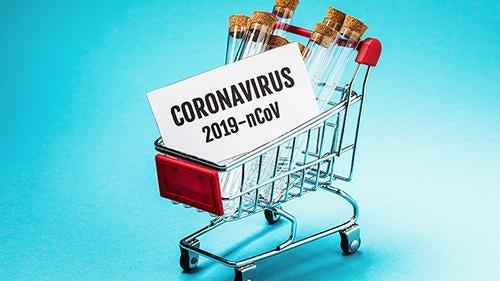 Le coronavirus entraîne des achats compulsifs