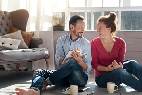 Clés pour améliorer la vie de couple pendant la quarantaine