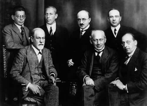Max Eitingon était ami avec Freud.