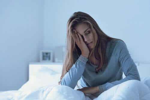 Problèmes pour trouver le sommeil pendant la crise actuelle