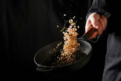 La cuisine fait partie des nouveaux arts