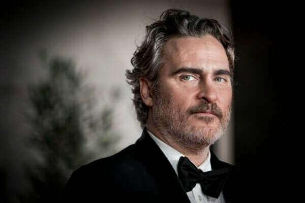 Un portrait de Joaquin Phoenix
