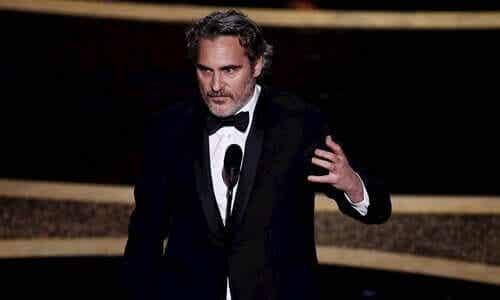 Le discours de Joaquin Phoenix : pour les êtres sentients et l'environnement