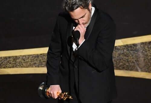 Joaquin Phoenix aux Oscars