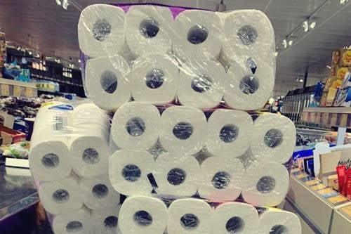 Coronavirus : pourquoi les gens achètent-ils du papier toilette ?