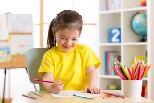 Les bénéfices psychologiques des passe-temps des enfants