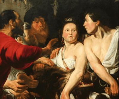 Le mythe d'Atalante, la belle chasseuse