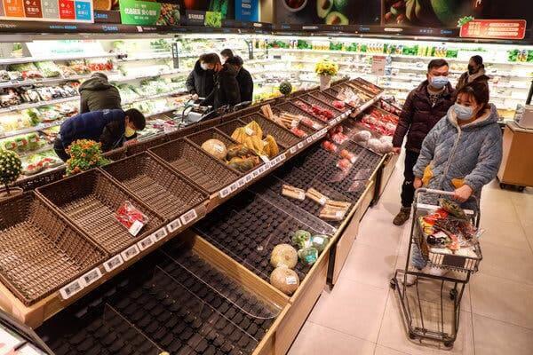 Les achats compulsifs dans les supermarchés