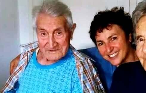 À 101 ans, il a survécu au coronavirus