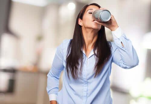 L'action des boissons stimulantes sur notre cerveau