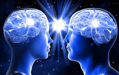 Comment le contact visuel prépare le cerveau à se connecter
