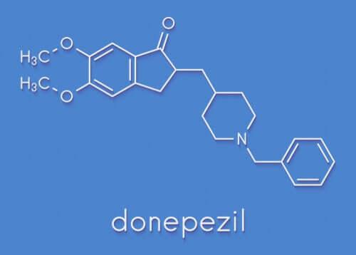 La formule chimique du donézépil