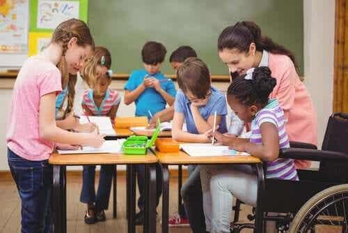 Education inclusive : une valeur sûre