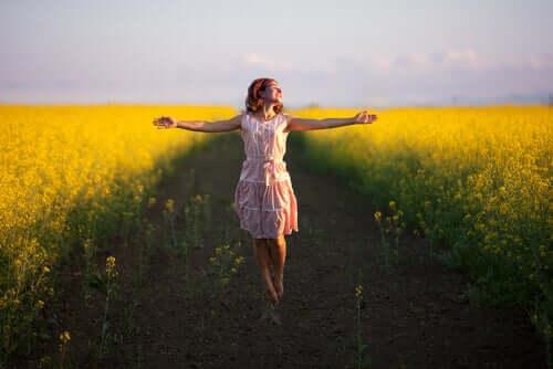 L'amour de soi bonheur vont de pair.