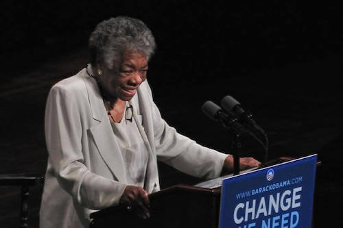 L'histoire de Maya Angelou