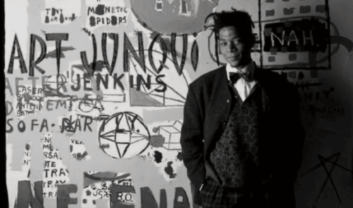 Jean-Michel Basquiat, biographie d'un artiste post-pop