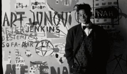 Jean-Michel Basquiat, biographie d'un artiste post-pop