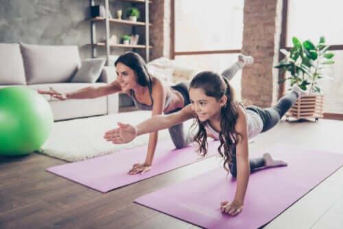 Les avantages du sport virtuel pour les enfants