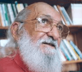 Un portrait de Paulo Freire