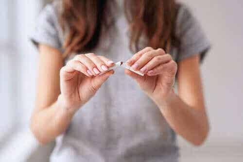 Préparation psychologique pour arrêter de fumer