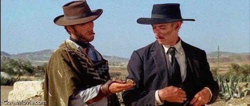 L'homme sans nom a réinventé le western.