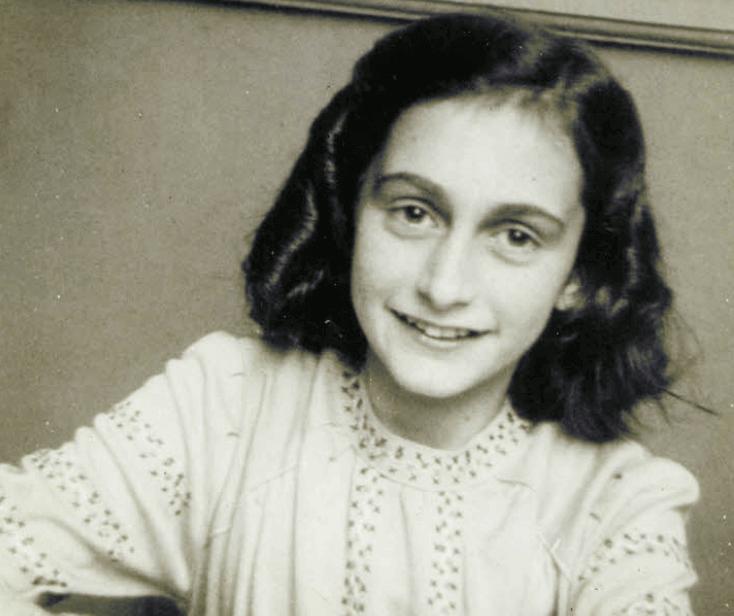 Anne Frank, biographie d'une jeune fille résistante