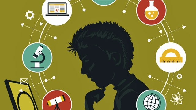 L'apprentissage interactif schématisé
