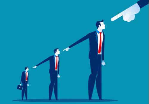 La stratégie de blâmer les autres