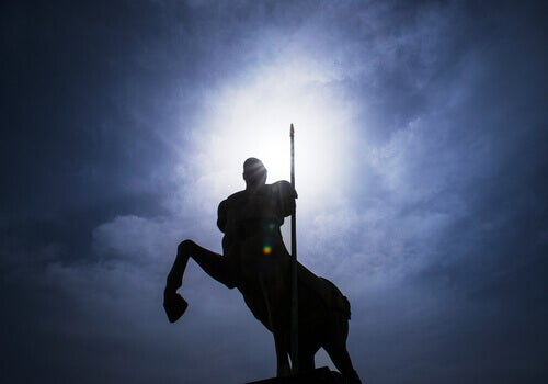 Le mythe de Chiron, le guérisseur