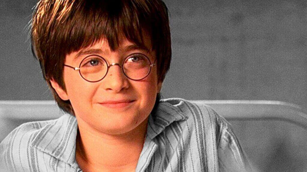 Hary Potter jeune