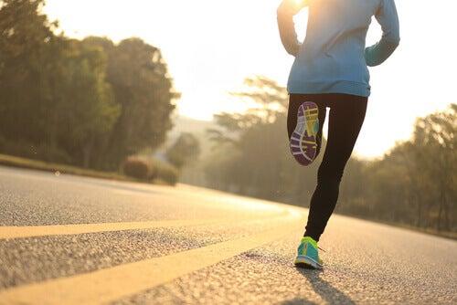 Faire du sport pour ne pas s'enfoncer dans un mode de vie sédentaire