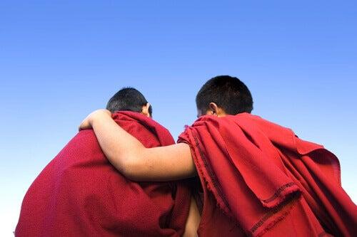 Des moines tibétains ont surpris des scientifiques