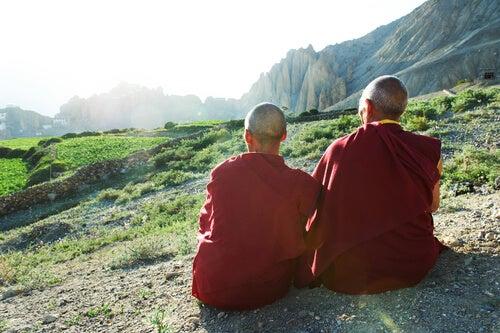 Découvrez les pouvoirs des moines tibétains.