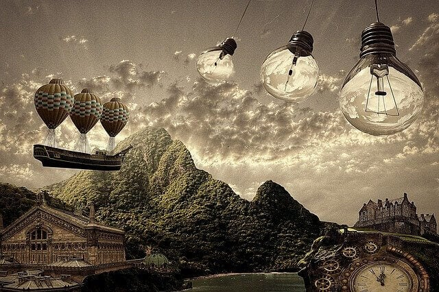 Des rêves ou des cauchemars en image
