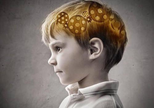Quelle est l'origine d'un schéma mental chez l'enfant.