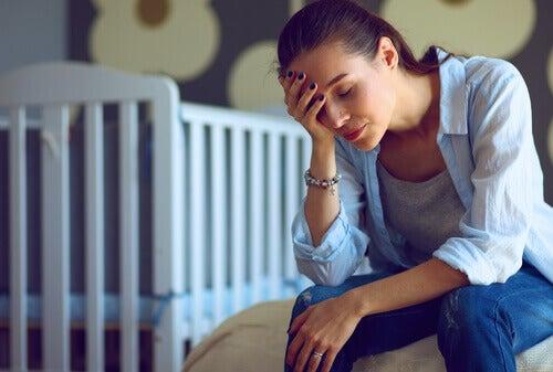 La solitude dans la maternité
